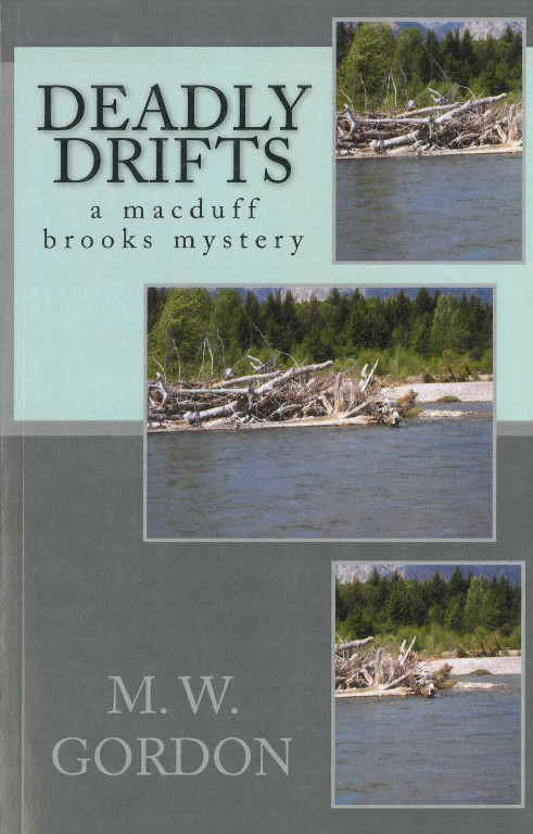 Image for Deadly Drifts; A Macduff Brooks Mystery