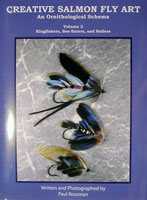 Image for Creative Salmon Fly Art, Vol. 2 - Kingfishers, Bee eaters and Rollers