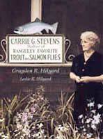 Image for Carrie Stevens: Maker of Rangeley Favorite Trout & Salmon Flies