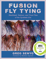 Image for Fusion Fly Tying; Steelhead, Salmon and Trout Flies of the Synthetic Era