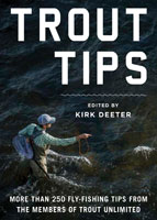 Image for Trout Tips: More Than 250 Flyfishing Tips from the Members of Trout Unlimited