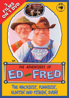 Image for The Adventures of Ed and Fred (DVD)