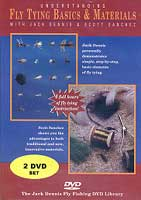 Image for Understanding Fly Tying Basics & Materials (DVD)