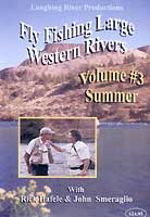 Image for Fly Fishing Large Western Rivers; Volume 3, Summer (DVD)