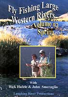 Image for Fly Fishing Large Western Rivers; Volume 2, Spring (DVD)