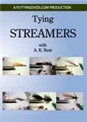 Image for Tying Streamers with A.K. Best (DVD)