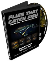 Image for Flies That Catch Fish; Volume Two - Nymphs and Wet Flies (DVD)