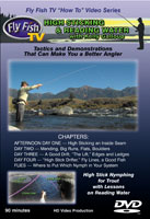 Image for High Sticking & Reading Water: Nymphing Tactics for Trout with Lessons on Reading Fly Water (DVD)