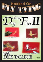 Image for Hooked on Fly Tying; Classic Dry Flies #2 (DVD)