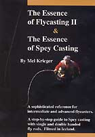 Image for The Essence of Flycasting II & The Essence of Spey Casting (DVD)