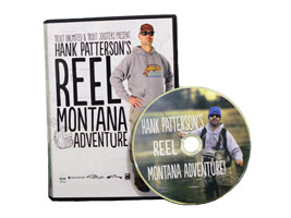 Image for Hank Patterson's Reel Montana Adventure (DVD)