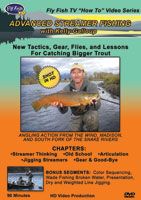 Image for Advanced Streamer Fishing with Kelly Galloup (DVD)