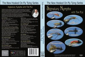 Image for Hooked On Fly Tying: Signature Nymphs (DVD)