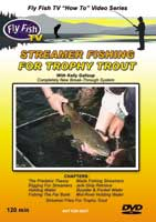 Image for Streamer Fishing for Trophy Trout (DVD)