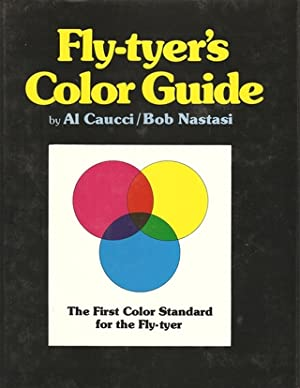 Image for Fly-tyer's Color Guide