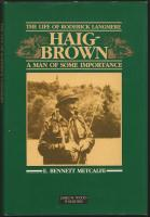 Image for A Man of Some Importance: The Life of Roderick Langmere Haig-Brown